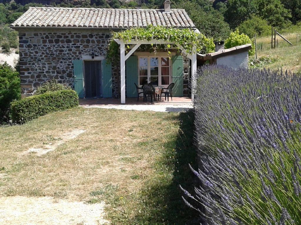 Ferienhaus Wunderschönes Ferienhaus in Saint-Pons in Waldnähe (93660), Saint Jean le Centenier, Ardèche-Drôme, Rhône-Alpen, Frankreich, Bild 20