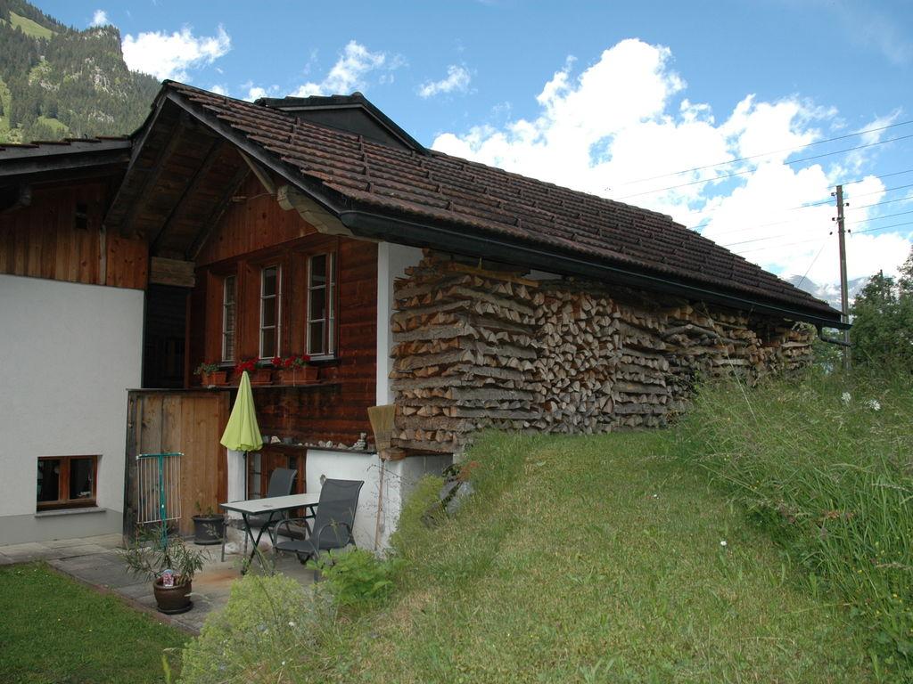 Maison de vacances Gemütliches Ferienhaus im Kandergrund mit Blümlisalp-Blick (254585), Kandergrund, Adelboden - Frutigen - Kandersteg, Oberland bernois, Suisse, image 10