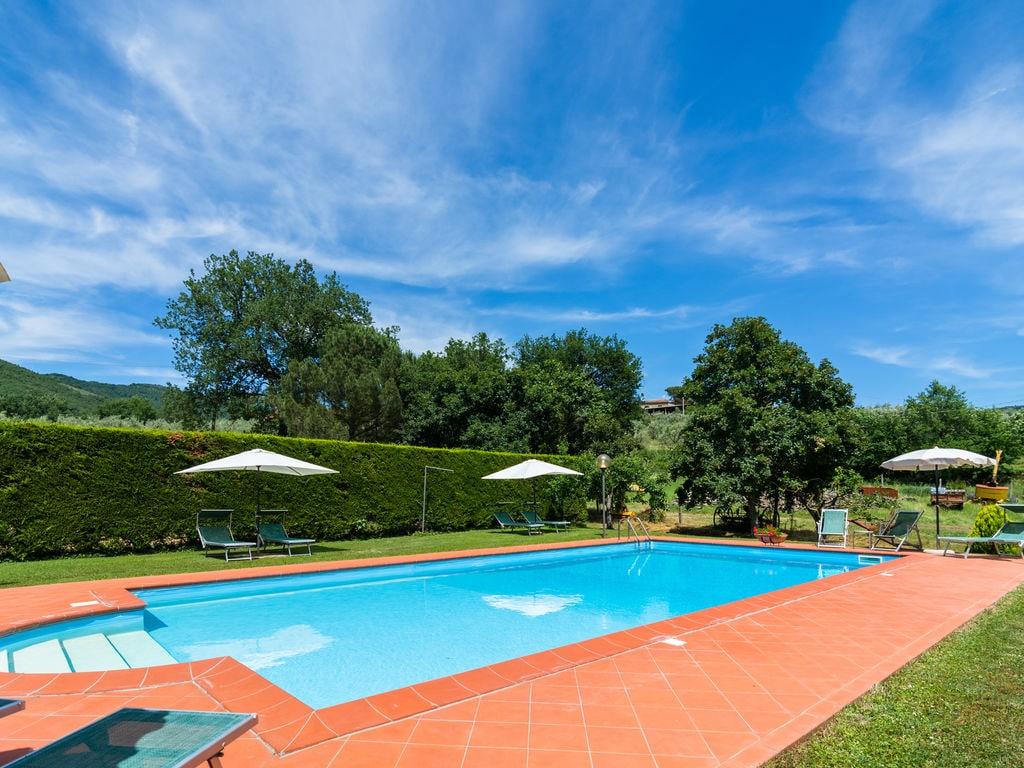 Ferienhaus Schöner Bauernhof mit Swimmingpool in Seenähe in der Toskana (94734), Castiglion Fiorentino, Arezzo, Toskana, Italien, Bild 8