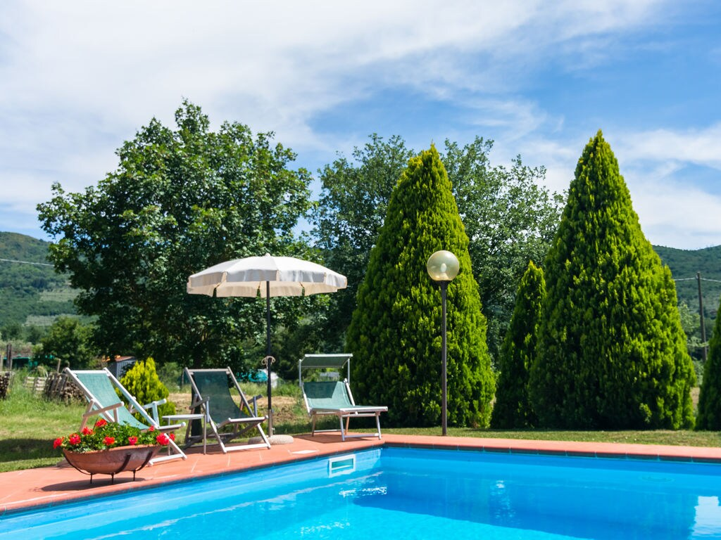 Ferienhaus Schöner Bauernhof mit Swimmingpool in Seenähe in der Toskana (94734), Castiglion Fiorentino, Arezzo, Toskana, Italien, Bild 9