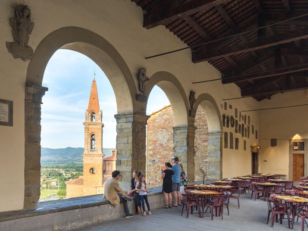 Ferienhaus Schöner Bauernhof mit Swimmingpool in Seenähe in der Toskana (94734), Castiglion Fiorentino, Arezzo, Toskana, Italien, Bild 26