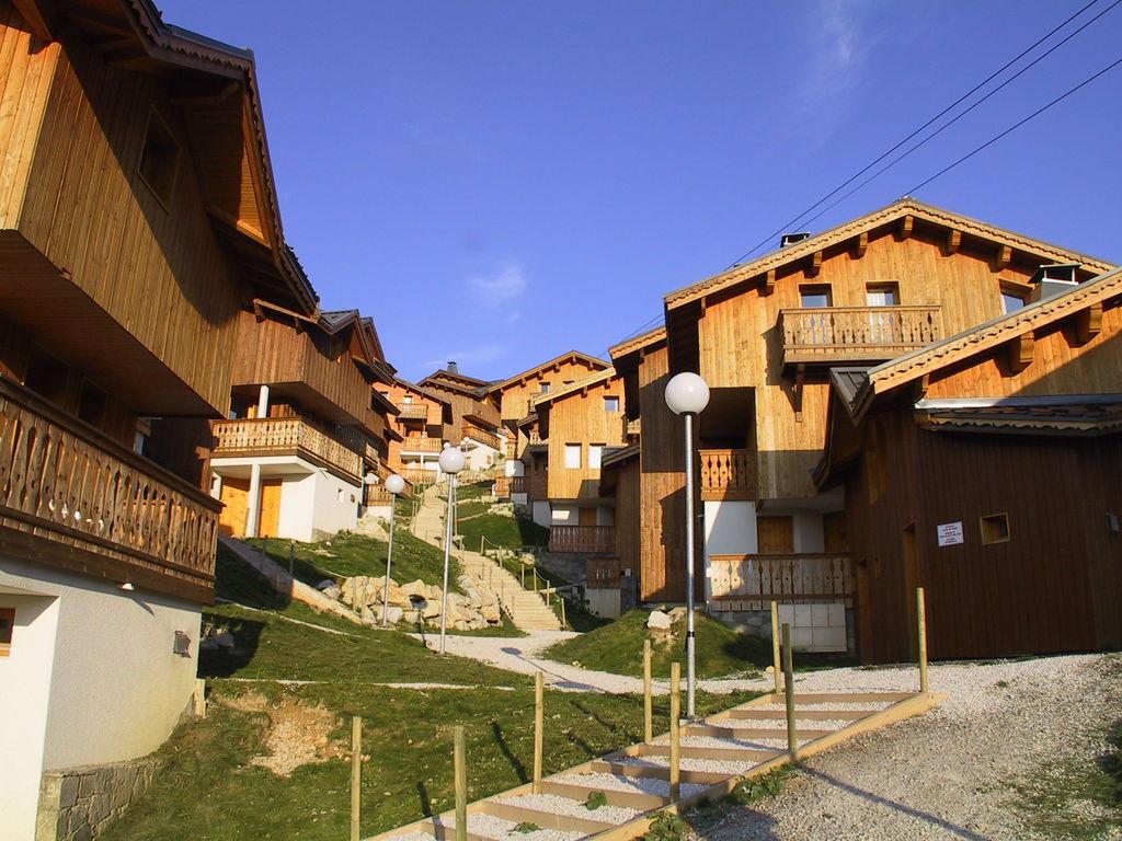 Ferienhaus Ruhiges Chalet in Plagne 1800 mit Terrasse (94778), Aime, Savoyen, Rhône-Alpen, Frankreich, Bild 2