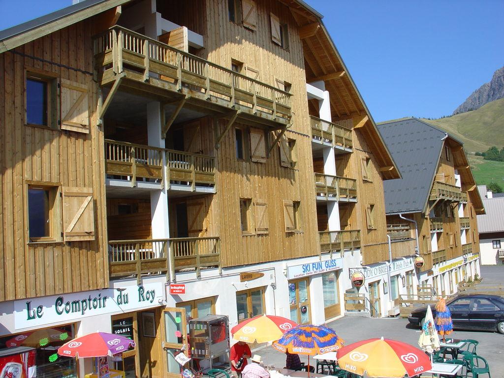 Ferienwohnung Gepflegte Ferienwohnung in Les Sybelles mit 310 km Pisten (94766), Le Chalmieu, Savoyen, Rhône-Alpen, Frankreich, Bild 13
