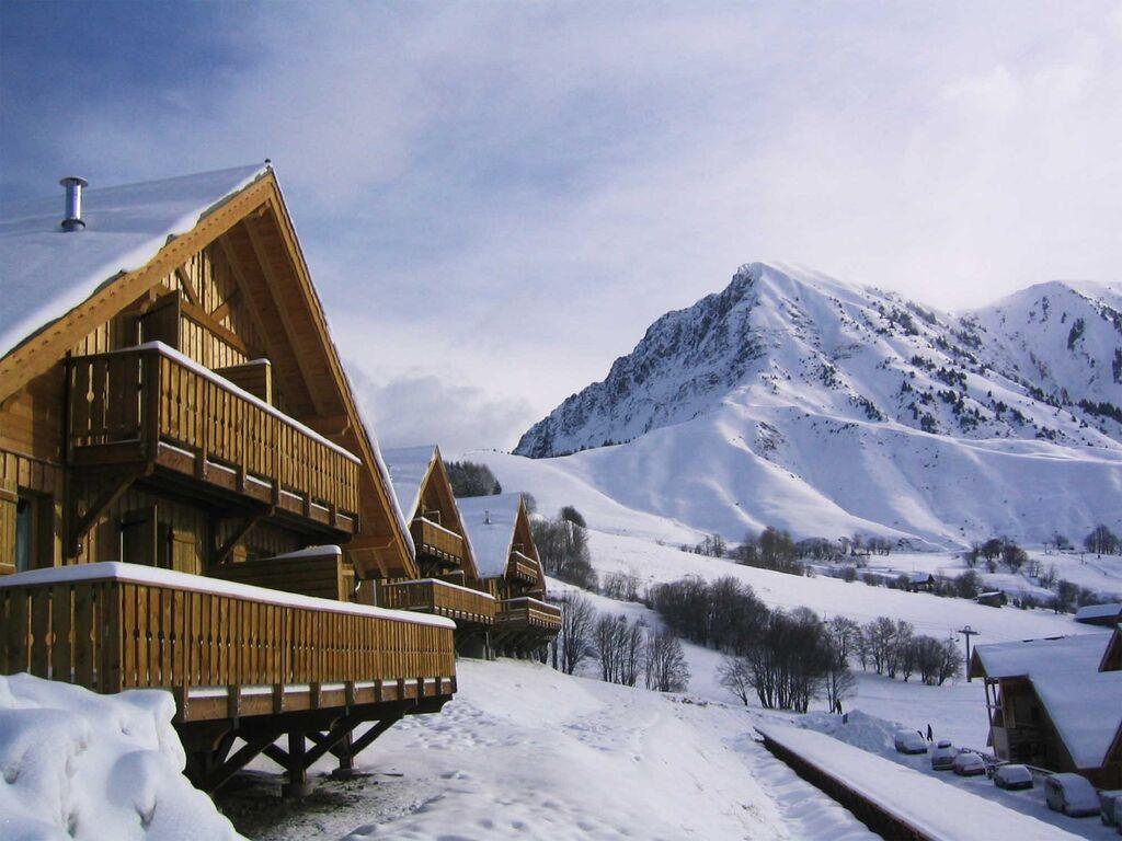Ferienwohnung Gepflegte Ferienwohnung in Les Sybelles mit 310 km Pisten (94766), Le Chalmieu, Savoyen, Rhône-Alpen, Frankreich, Bild 15