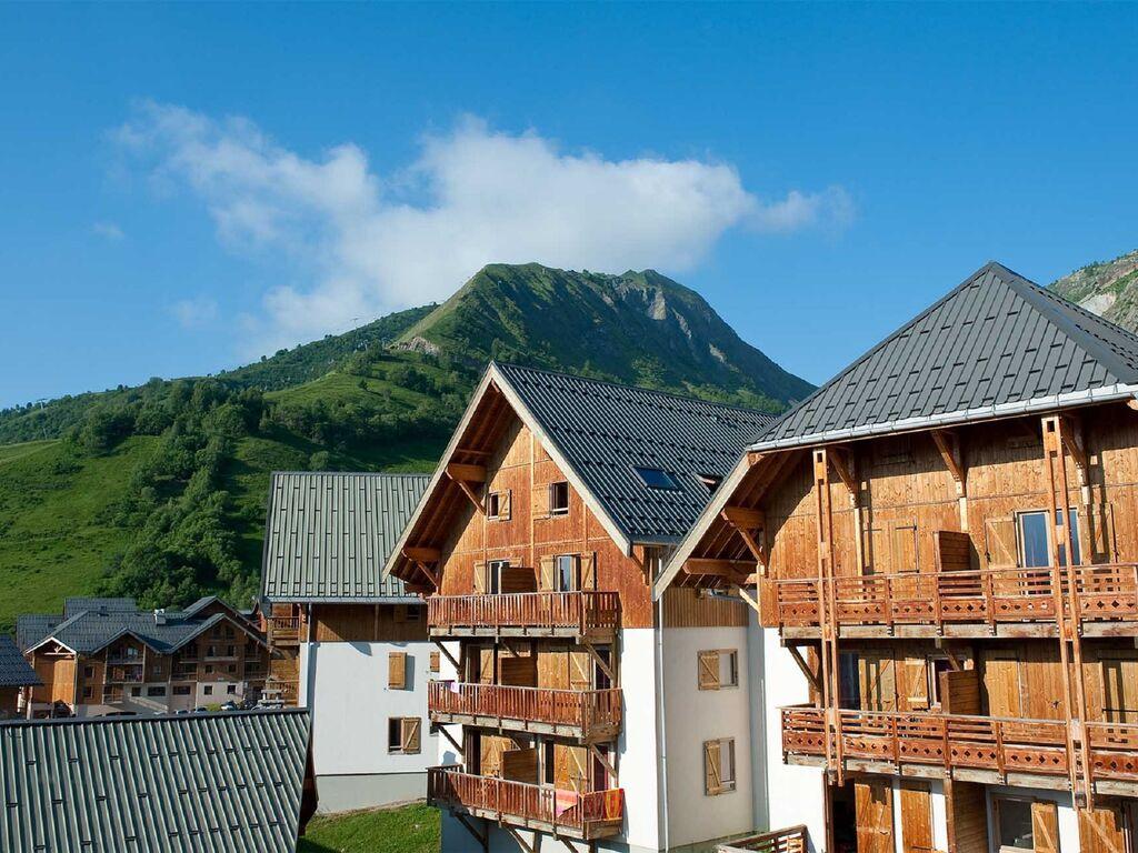 Ferienwohnung Gepflegte Ferienwohnung in Les Sybelles mit 310 km Pisten (94768), Le Chalmieu, Savoyen, Rhône-Alpen, Frankreich, Bild 7