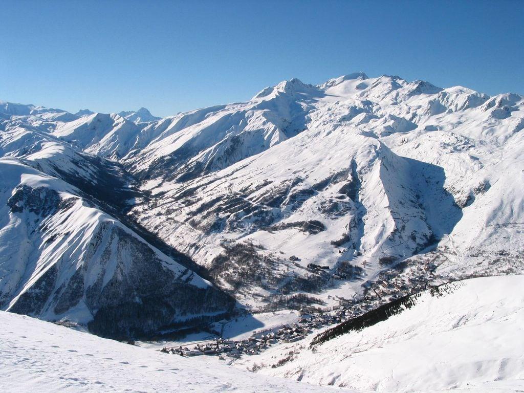 Ferienwohnung Gepflegte Ferienwohnung in Les Sybelles mit 310 km Pisten (94770), Le Chalmieu, Savoyen, Rhône-Alpen, Frankreich, Bild 21