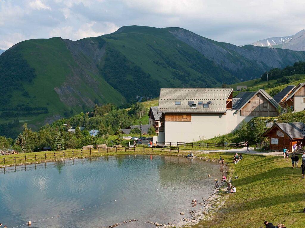 Ferienwohnung Gepflegte Ferienwohnung in Les Sybelles mit 310 km Pisten (94770), Le Chalmieu, Savoyen, Rhône-Alpen, Frankreich, Bild 19