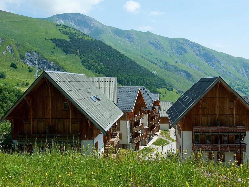 Ferienwohnung Gepflegte Ferienwohnung in Les Sybelles mit 310 km Pisten (94770), Le Chalmieu, Savoyen, Rhône-Alpen, Frankreich, Bild 3