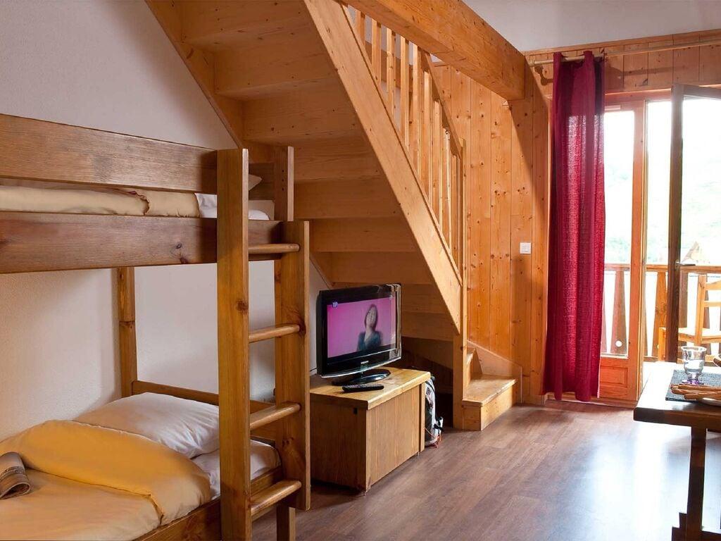 Ferienwohnung Gepflegte Ferienwohnung in Les Sybelles mit 310 km Pisten (94770), Le Chalmieu, Savoyen, Rhône-Alpen, Frankreich, Bild 11