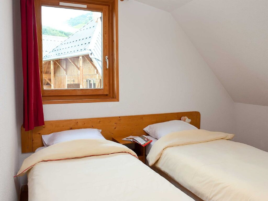 Ferienwohnung Gepflegte Ferienwohnung in Les Sybelles mit 310 km Pisten (94770), Le Chalmieu, Savoyen, Rhône-Alpen, Frankreich, Bild 12