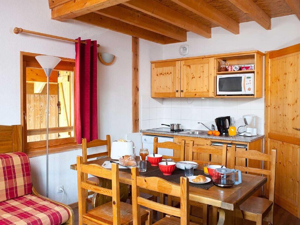 Ferienwohnung Gepflegte Ferienwohnung in Les Sybelles mit 310 km Pisten (94770), Le Chalmieu, Savoyen, Rhône-Alpen, Frankreich, Bild 8