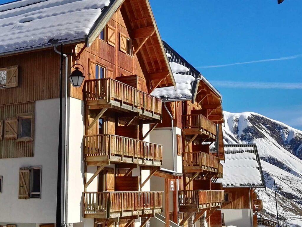 Ferienwohnung Gepflegte Ferienwohnung in Les Sybelles mit 310 km Pisten (94770), Le Chalmieu, Savoyen, Rhône-Alpen, Frankreich, Bild 6