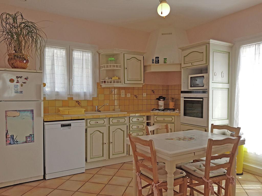 Holiday house L'Oliveraie (94736), Bagnols sur Cèze, Gard inner land, Languedoc-Roussillon, France, picture 12