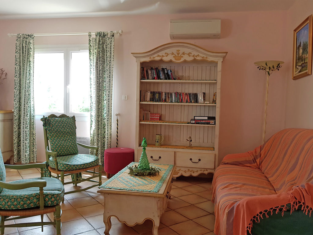 Holiday house L'Oliveraie (94736), Bagnols sur Cèze, Gard inner land, Languedoc-Roussillon, France, picture 7