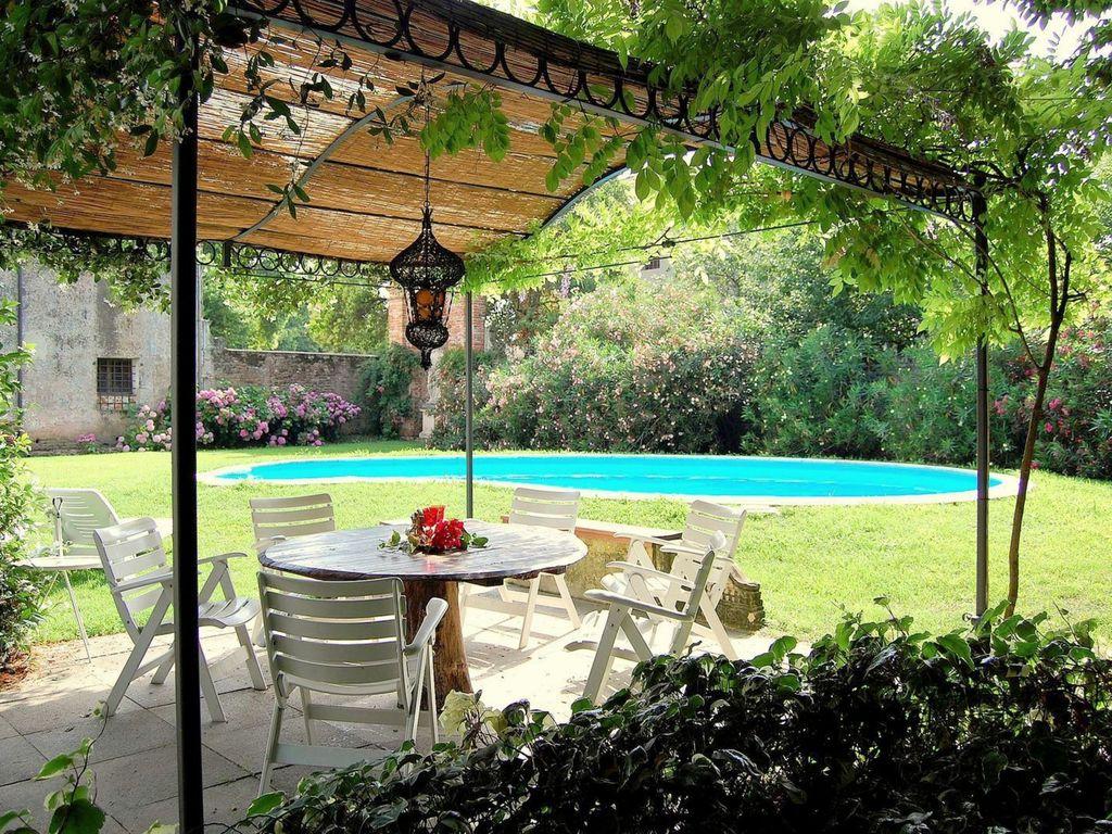 Historischen venezianischen Villa, privatem Pool u Besondere Immobilie