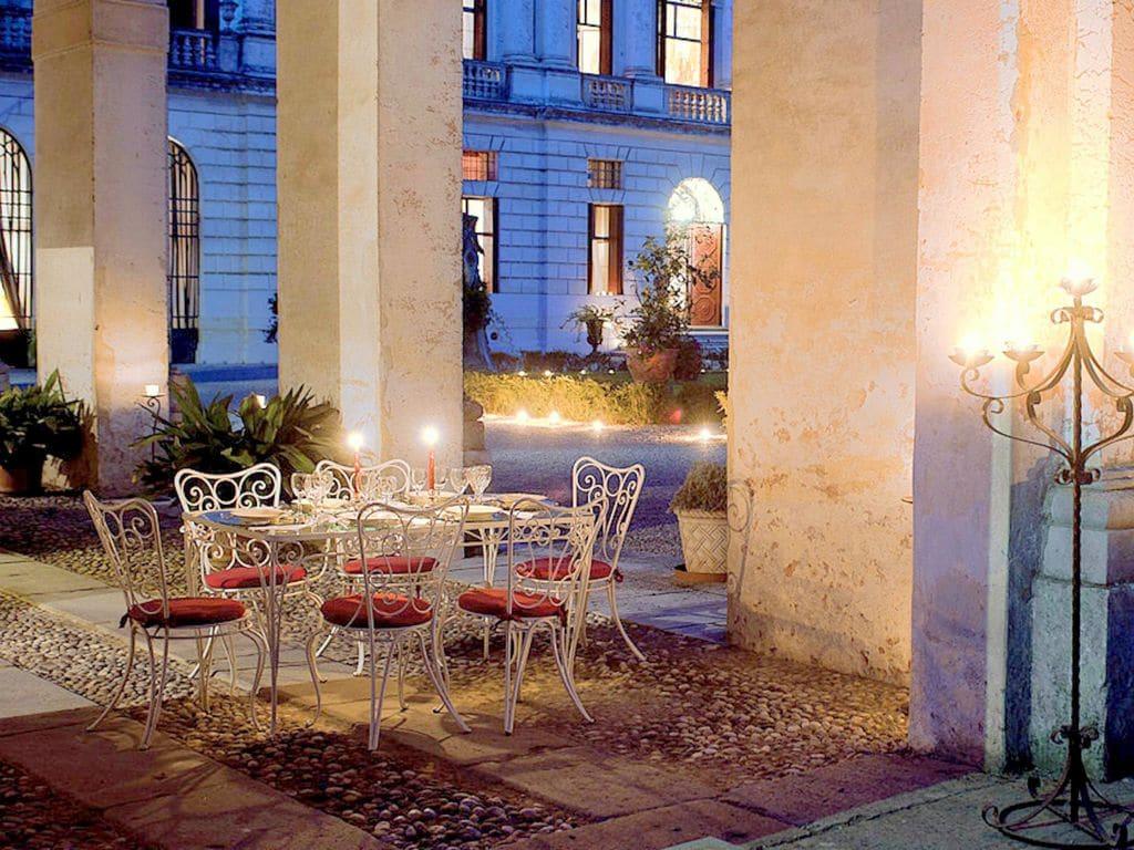 Ferienhaus Historischen venezianischen Villa, privatem Pool und Garten. (101421), Piombino Dese, Padua, Venetien, Italien, Bild 24