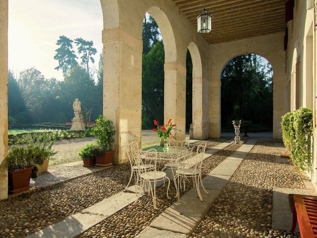 Ferienhaus Historischen venezianischen Villa, privatem Pool und Garten. (101421), Piombino Dese, Padua, Venetien, Italien, Bild 1