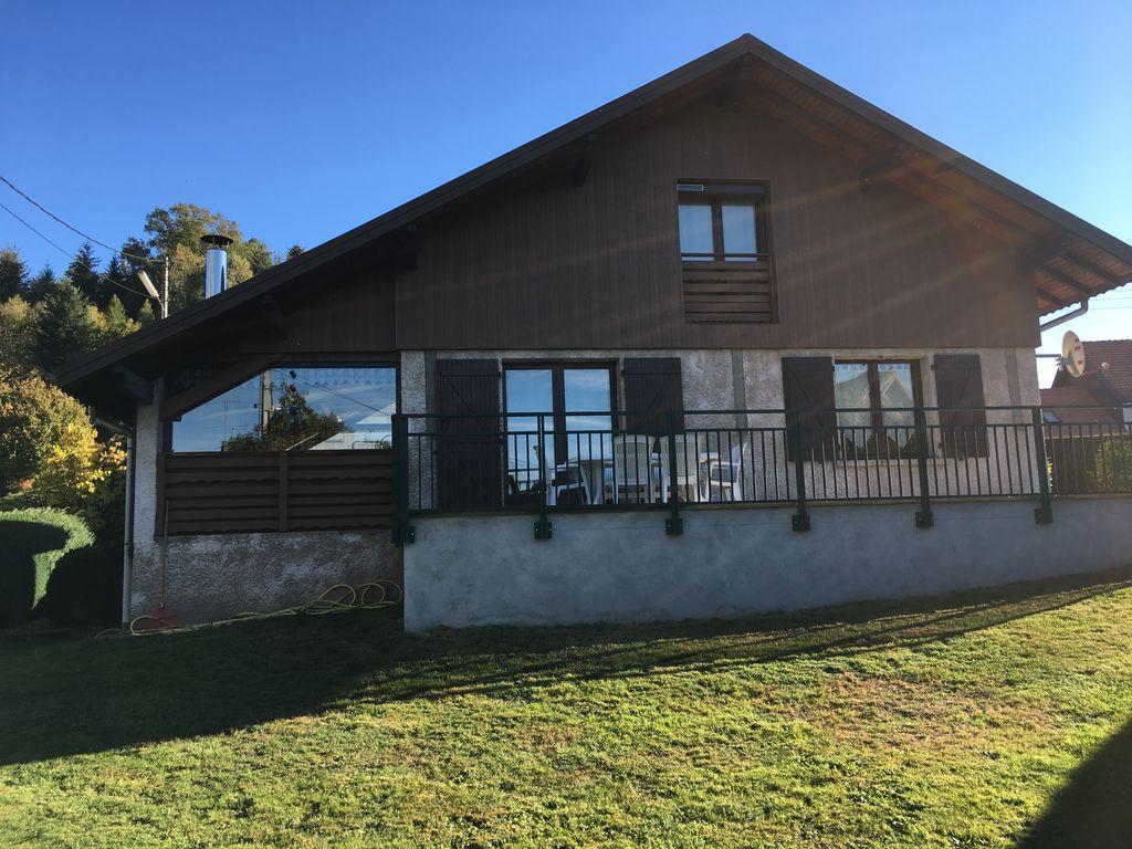 Maison de vacances Chalet du Neune 11 (101208), Gerbépal, Vosges, Lorraine, France, image 4