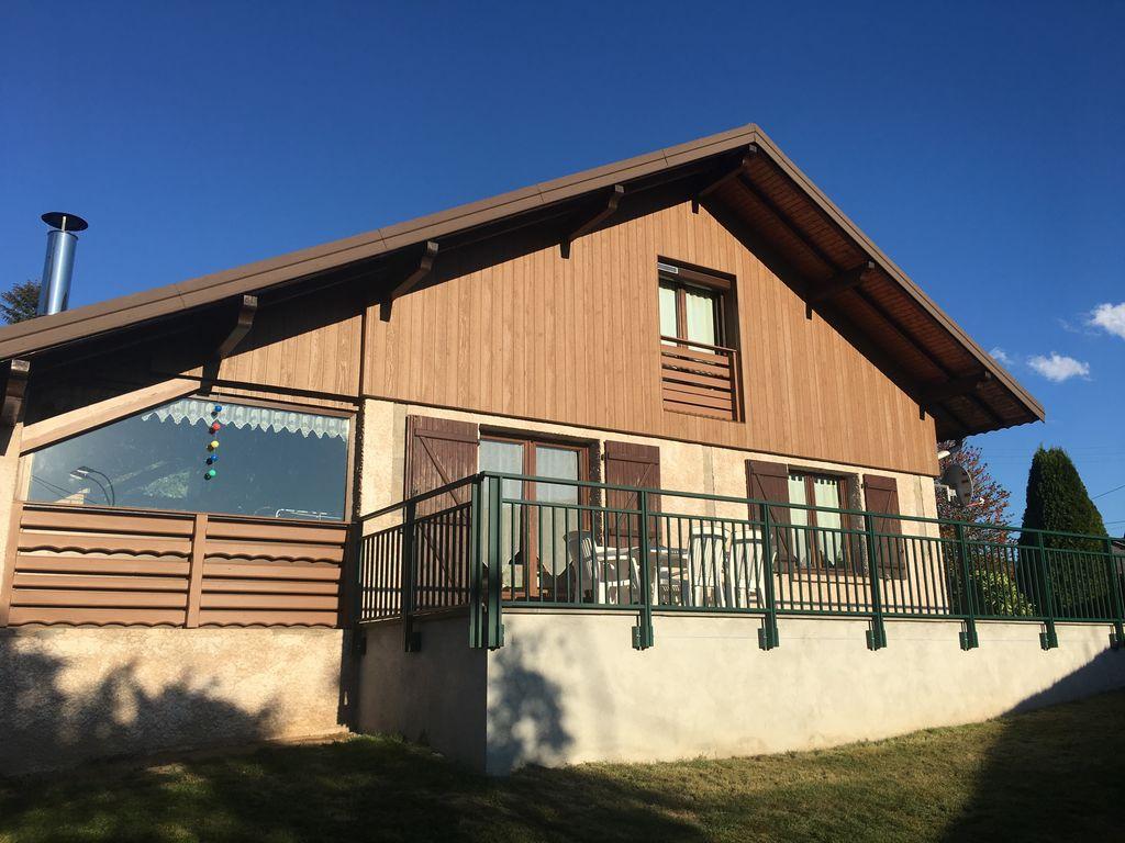 Maison de vacances Chalet du Neune 11 (101208), Gerbépal, Vosges, Lorraine, France, image 6