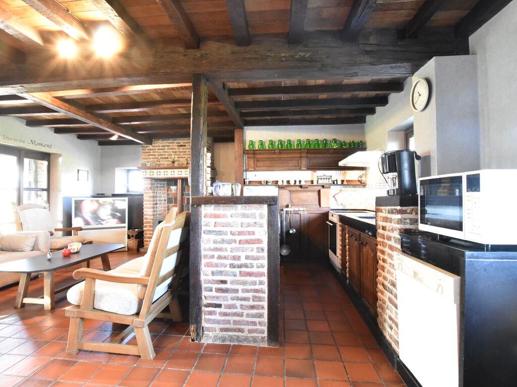 Ferienhaus Vintage-Chalet mit privatem Garten am Waldrand in Westouter (101298), Heuvelland, Westflandern, Flandern, Belgien, Bild 8