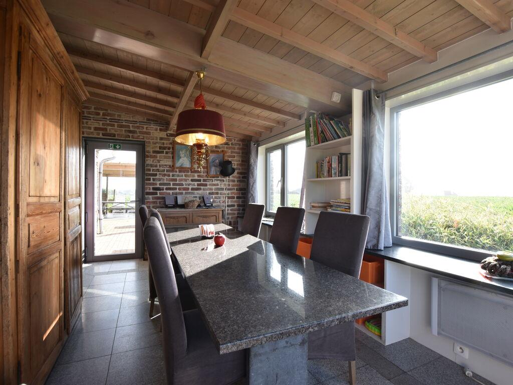 Ferienhaus Vintage-Chalet mit privatem Garten am Waldrand in Westouter (101298), Heuvelland, Westflandern, Flandern, Belgien, Bild 10
