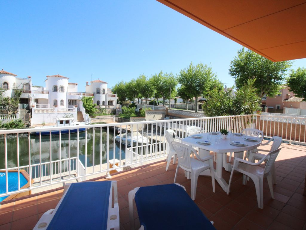 Maison de vacances Casa Freser uno (101265), Empuriabrava, Costa Brava, Catalogne, Espagne, image 1