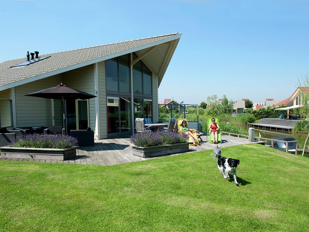 Villapark de Paardekreek 3 Ferienpark  Zeeland