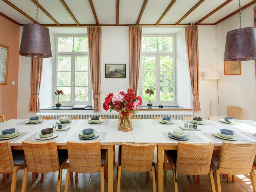 Ferienhaus Geräumiges Herrenhaus in Swolgen mit Garten (101093), Nachtegaal, Noord-Limburg, Limburg (NL), Niederlande, Bild 10