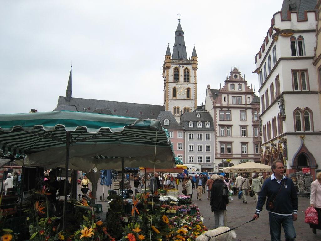 Ferienwohnung Porta Nigra Platz 3 1 (90362), Trier, Mosel-Saar, Rheinland-Pfalz, Deutschland, Bild 13