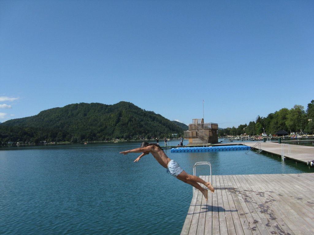 Appartement de vacances Rebecca (254164), Eberndorf, Lac Klopein, Carinthie, Autriche, image 16