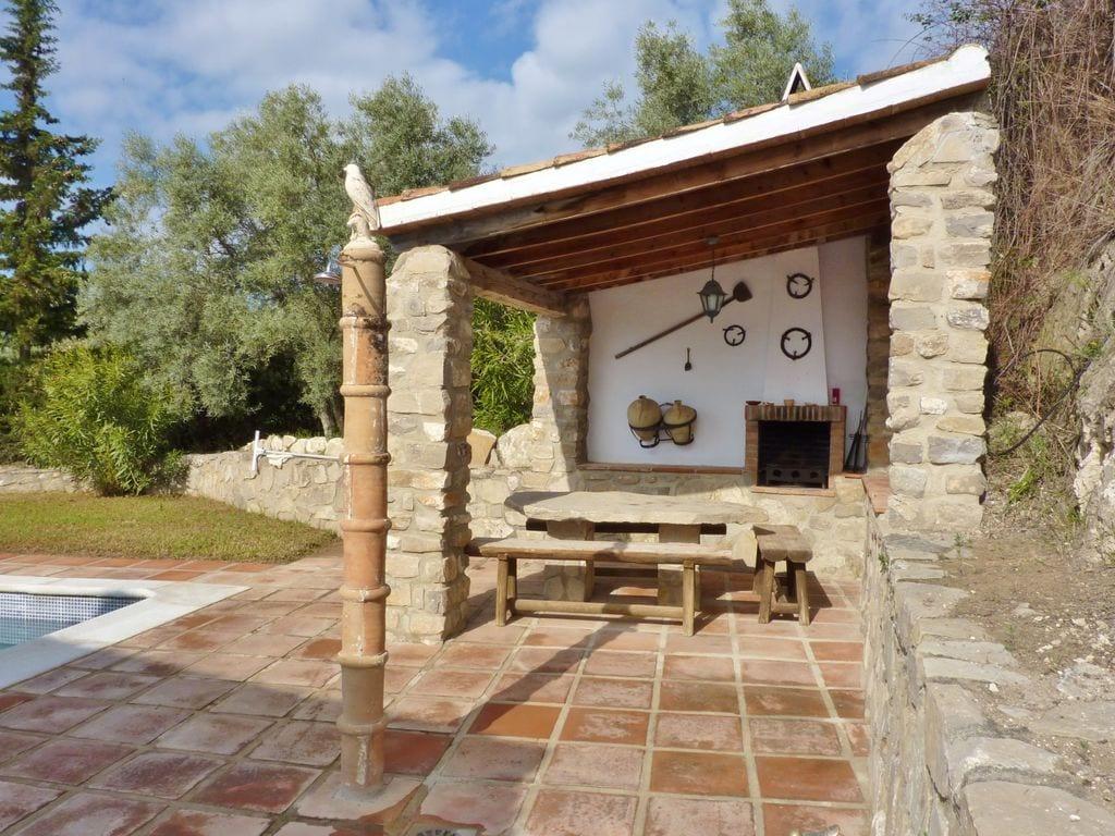 Ferienhaus Hübsches Cottage in Villanueva de la Concepción mit Pool (101077), Antequera, Malaga, Andalusien, Spanien, Bild 22