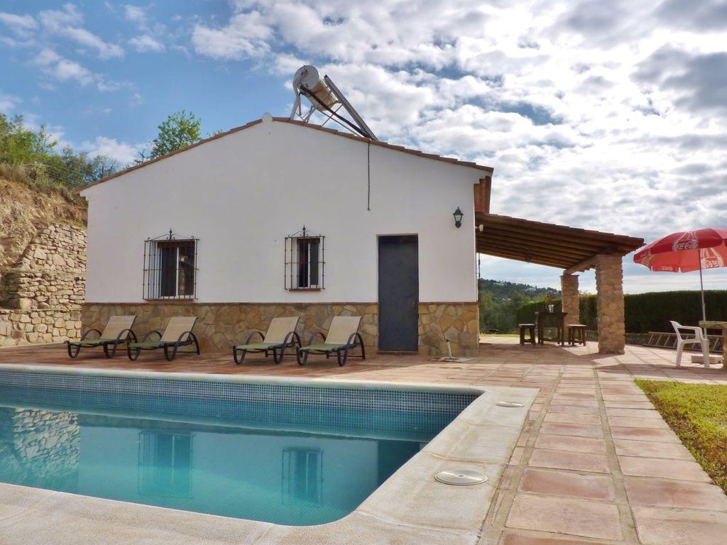 Ferienhaus Hübsches Cottage in Villanueva de la Concepción mit Pool (101077), Antequera, Malaga, Andalusien, Spanien, Bild 3