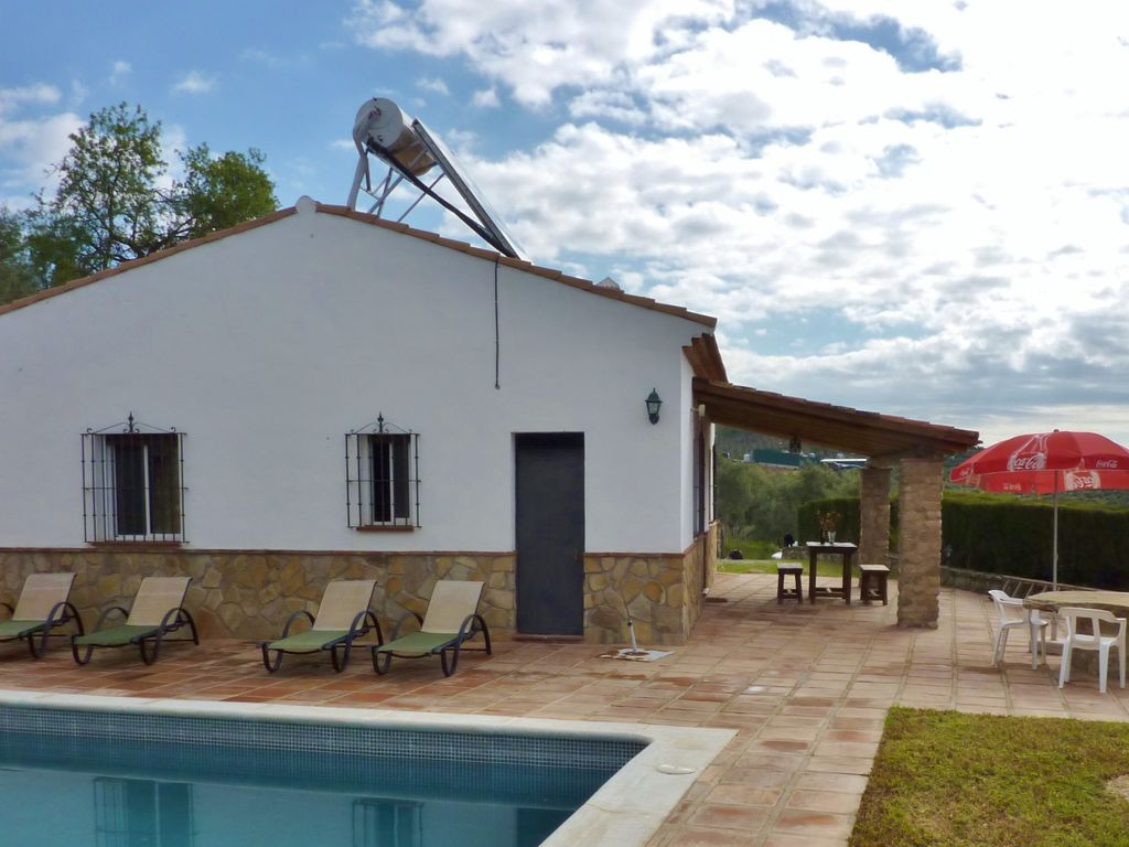 Ferienhaus Hübsches Cottage in Villanueva de la Concepción mit Pool (101077), Antequera, Malaga, Andalusien, Spanien, Bild 1