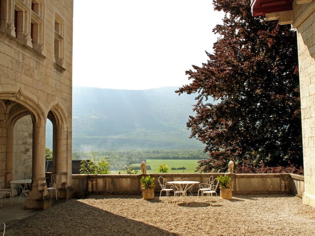 Ferienhaus Gemütliches Schloss in Serrières-en-Chautagne mit Pool (61887), Chindrieux, Savoyen, Rhône-Alpen, Frankreich, Bild 29