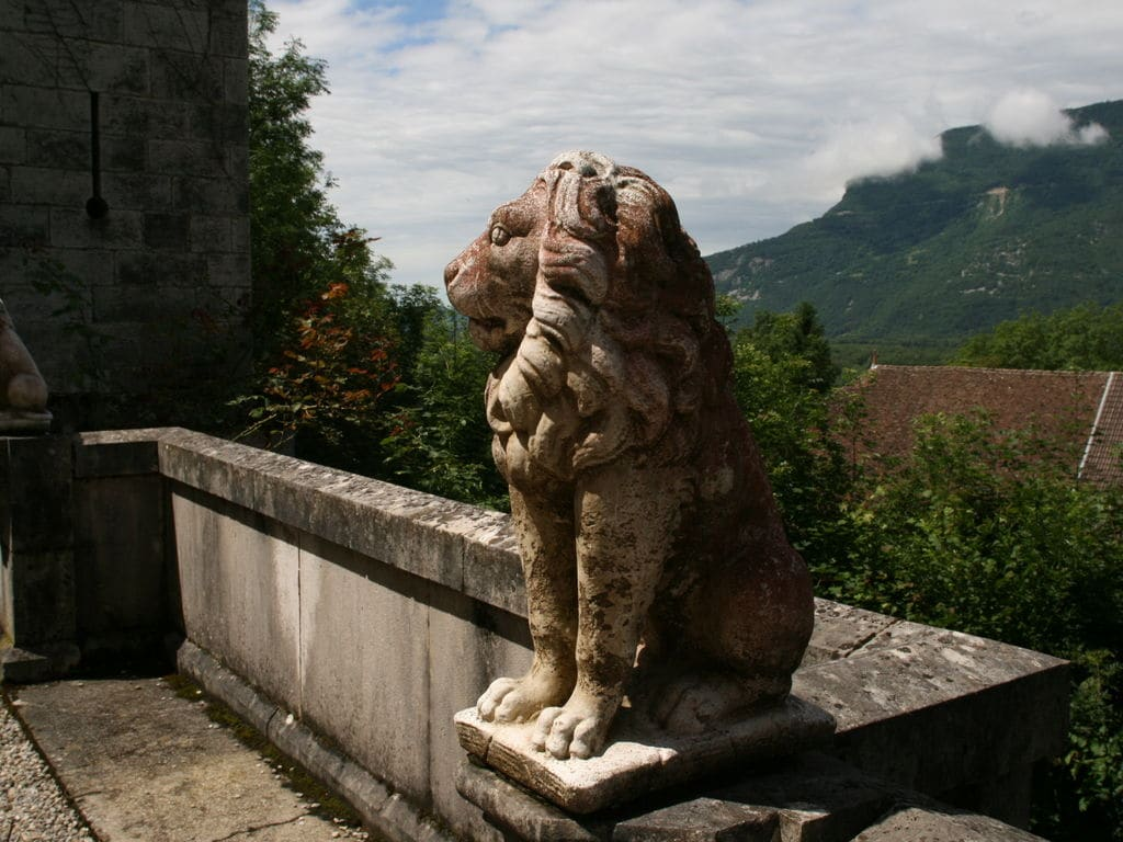Ferienhaus Gemütliches Schloss in Serrières-en-Chautagne mit Pool (61887), Chindrieux, Savoyen, Rhône-Alpen, Frankreich, Bild 34