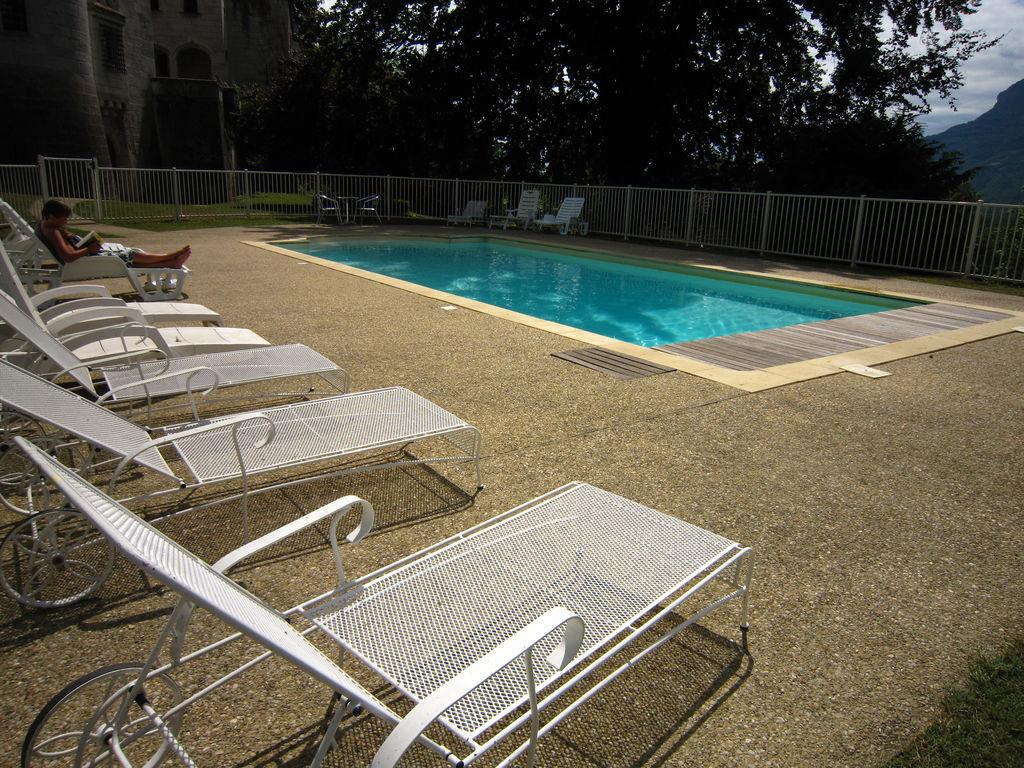 Ferienhaus Gemütliches Schloss in Serrières-en-Chautagne mit Pool (61887), Chindrieux, Savoyen, Rhône-Alpen, Frankreich, Bild 15