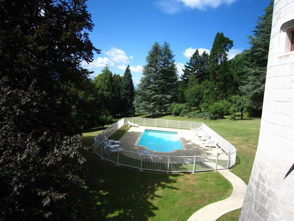 Ferienhaus Gemütliches Schloss in Serrières-en-Chautagne mit Pool (61887), Chindrieux, Savoyen, Rhône-Alpen, Frankreich, Bild 12