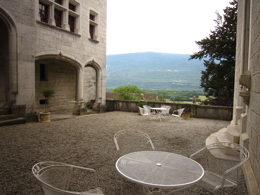 Ferienhaus Gemütliches Schloss in Serrières-en-Chautagne mit Pool (61887), Chindrieux, Savoyen, Rhône-Alpen, Frankreich, Bild 28