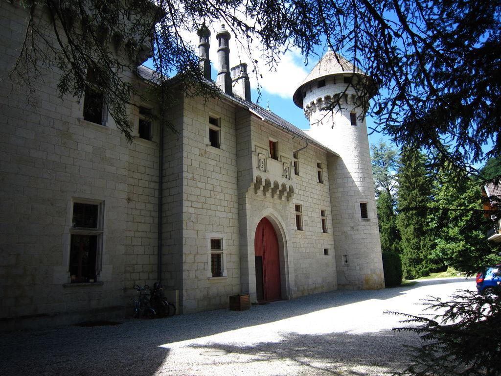 Ferienhaus Gemütliches Schloss in Serrières-en-Chautagne mit Pool (61887), Chindrieux, Savoyen, Rhône-Alpen, Frankreich, Bild 4