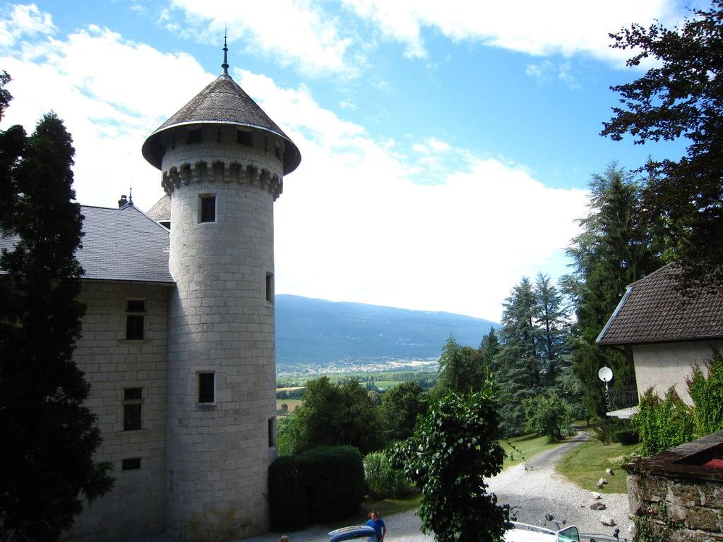 Ferienhaus Gemütliches Schloss in Serrières-en-Chautagne mit Pool (61887), Chindrieux, Savoyen, Rhône-Alpen, Frankreich, Bild 6