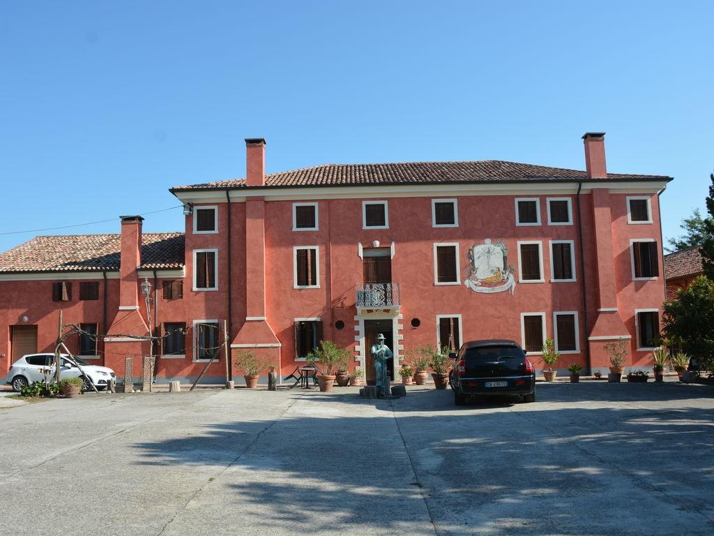 Ferienwohnung Gemütliches Bauernhaus in Venetien mit Gemeinschaftspool (256678), Occhiobello, Rovigo, Venetien, Italien, Bild 4