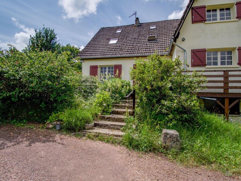Ferienhaus Gemütliches Ferienhaus mit Seeblick in Brazey-en-Morvan (116506), Liernais, Côte d'Or, Burgund, Frankreich, Bild 1