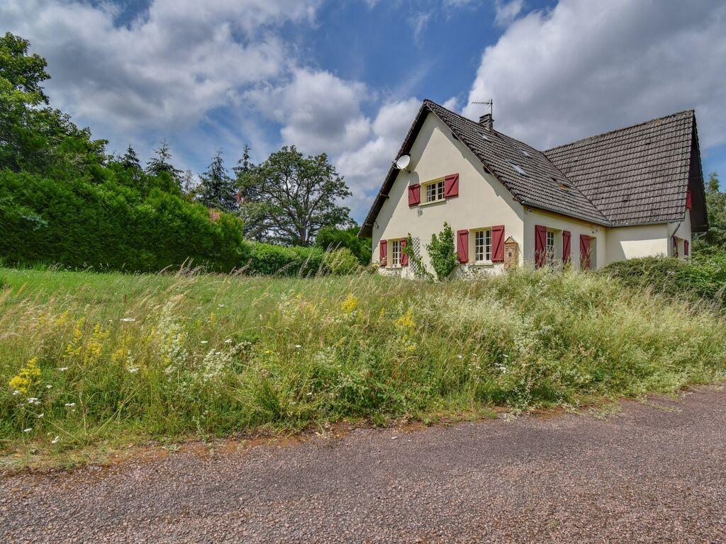 Ferienhaus Gemütliches Ferienhaus mit Seeblick in Brazey-en-Morvan (116506), Liernais, Côte d'Or, Burgund, Frankreich, Bild 6