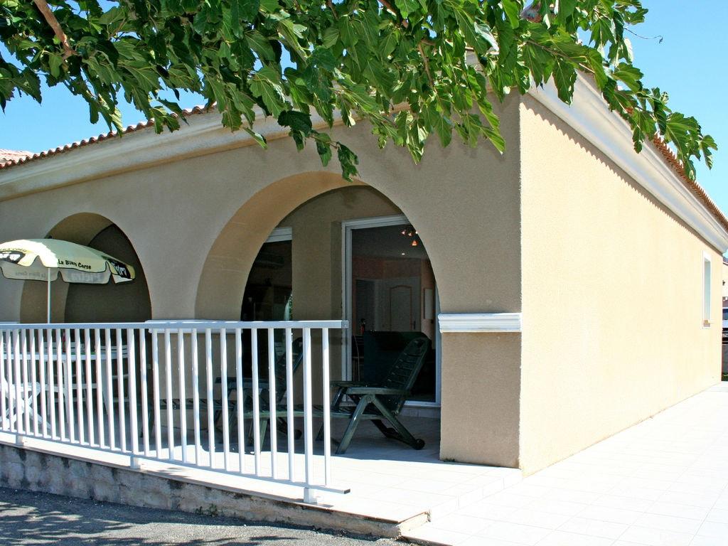 Ferienhaus Minimalistische Villa in Algajola mit Swimmingpool (116590), L'Île Rousse, Nordkorsika, Korsika, Frankreich, Bild 4