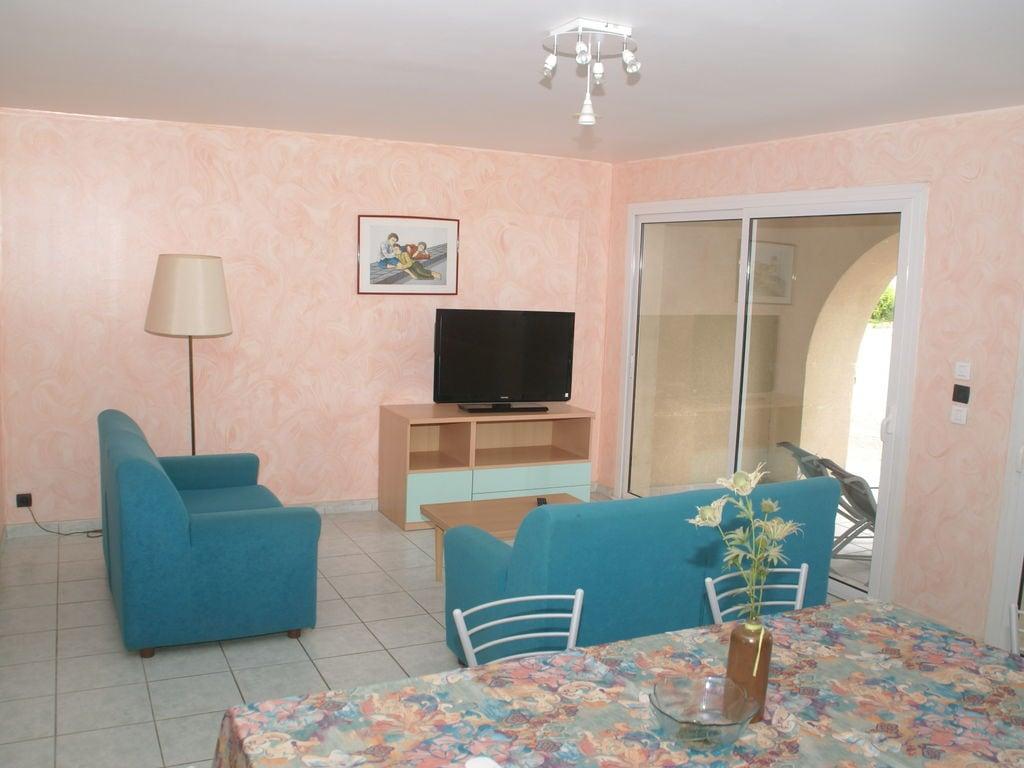 Ferienhaus Minimalistische Villa in Algajola mit Swimmingpool (116590), L'Île Rousse, Nordkorsika, Korsika, Frankreich, Bild 8