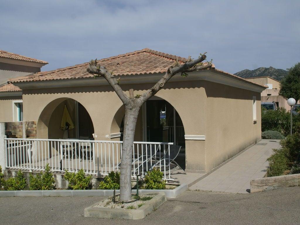 Ferienhaus Minimalistische Villa in Algajola mit Swimmingpool (116590), L'Île Rousse, Nordkorsika, Korsika, Frankreich, Bild 3