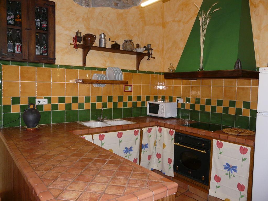 Ferienhaus Modernes Landhaus in Guimerà mit privatem Pool (116749), Guimera, Lleida, Katalonien, Spanien, Bild 10