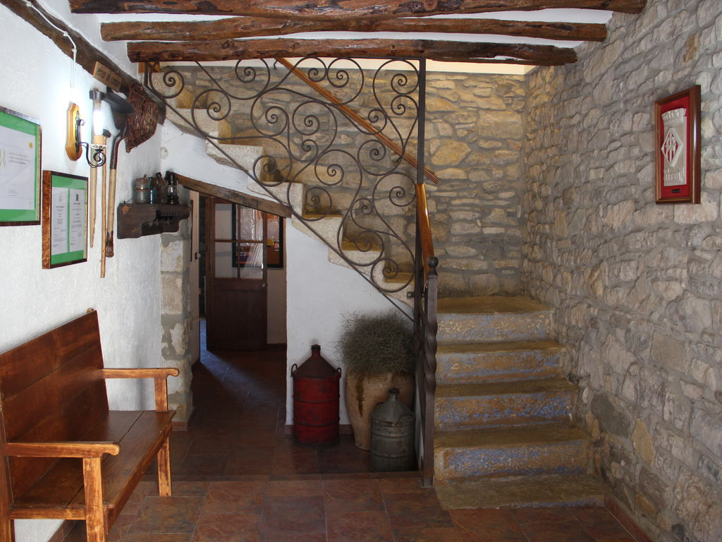 Ferienhaus Modernes Landhaus in Guimerà mit privatem Pool (116749), Guimera, Lleida, Katalonien, Spanien, Bild 5