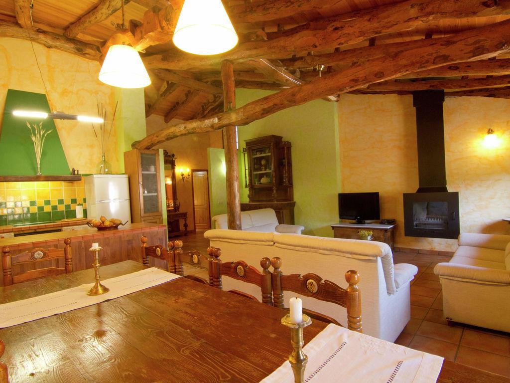 Ferienhaus Modernes Landhaus in Guimerà mit privatem Pool (116749), Guimera, Lleida, Katalonien, Spanien, Bild 2