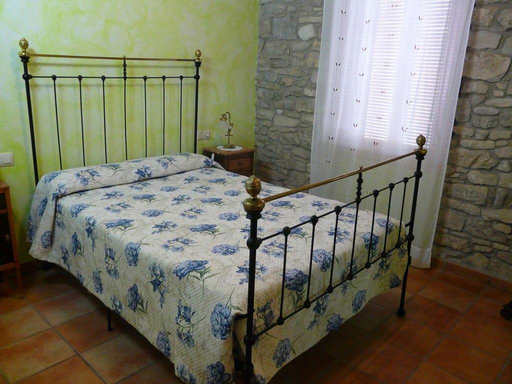 Ferienhaus Modernes Landhaus in Guimerà mit privatem Pool (116749), Guimera, Lleida, Katalonien, Spanien, Bild 11